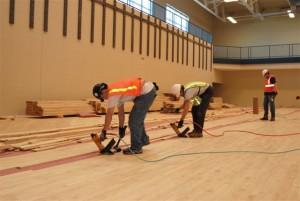 Wood Flooring Installation And
